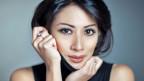 Die indonesische Schriftstellerin Laksmi Pamuntjak stellt an der Frankfurter Buchmesse ihren neuen Roman vor.