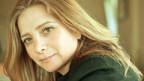 Die syrische Schriftstellerin Samar Yazbek