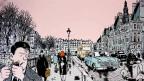 Nestor Burma in Paris, gezeichnet von Tardi