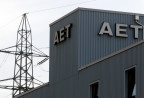 AET-Hauptsitz in Carasso bei Bellinzona.