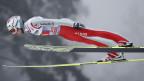Skispringer Simon Ammann ist überzeugt, dass die Schweizer mit ihrem Material für die WM gut aufgestellt sind.