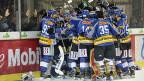 Der EHC Biel hat sich als letzte Mannschaft für denKampf um den Meistertitel qualifiziert.