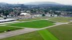 Militärflugplatz Dübendorf.