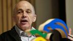Bundesrat Ueli Maurer - wie enttäuscht ist er über das Nein zu Olympischen Spielen im Bündnerland?