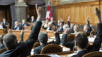 Abstimmung zum Gripen-Kredit am 5. März im Ständerat.
