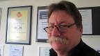 Christian Hunziker ist Chef, CEO und Verwaltungsratspräsident in einem.