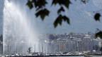 Die Rhônestadt Genf steht vor einem Schuldenberg.