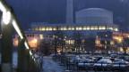 Kernkraftwerk Mühleberg am Mittwoch, 8. Februar 2012.