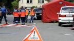 Für die Richter war die Tat ganz klar Mord. Tatort in Pfäffikon ZH am 15. August 2011.