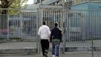 Asyl-Empfangszentrum Chiasso; der Region bringen die Zentren wirtschaftlich nichts - zeigt eine neue Studie