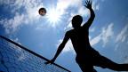 Ballspielen am Strand anstatt Nachtmärsche absolvieren im regulären WK.