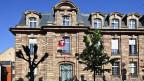 Das Schweizer Generalkonsulat in Strassburg.