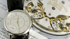 Eine Uhr von Philippe Dufour.