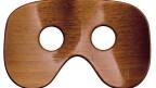 Dies ist nicht etwa eine Maske, sondern ein ergonomisch perfekt ausgebildetes Objekt: ein Rudersitz.
