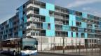 Der Wohnraum in der Schweiz wird immer knapper und teurer. Bild: Wohnsiedlung Eschenpark in Oerlikon.