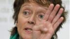 Bundesrätin Eveline Widmer-Schlumpf bei einer Orientierung zum Steuerstreit mit den USA im Januar 2010.