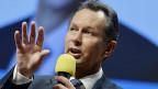 FDP-Präsident Philipp Müller. Er formuliert Bedingungen: Er will vom Bundesrat genaue Informationen über das Bussen-Programm der USA.