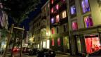 Prostituierte bieten sich an im Niederdorf. Symbolbild.