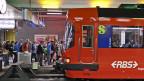 Vor allem der Regionalverkehr nimmt noch immer zu. PendlerInnen im RBS-Bahnhof in Bern.