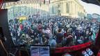 «Tanz dich frei», am Samstag, 25. Mai auf dem Berner Bahnhofplatz.