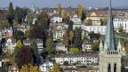 Blick vom Berner Münster Richtung Osten. In Bern sollen Wohnungen Wohnungen bleiben.