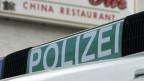 Polizeiaktion gegen Schlepper-Netzwerk.