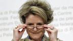 Seco-Direktorin Marie-Gabrielle Ineichen-Fleisch.