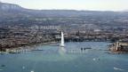 Genf als attraktive Drehscheibe für Spione.