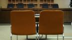 Blick in einen Gerichtssaal. Symbolbild.