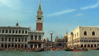 Venedig selbst ist das Thema des Forschungsprogramms Venedig. «Digital Humanities»  ist eine Art Zeitmaschine,  die zeigen kann, wie die Stadt Venedig beispielsweise 1267, 1513 oder  1647 ausgesehen hat. Bild: Piazza San Marco in Venedig.