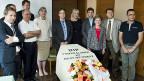Die bürgerliche Koalition der Romandie beerdigt an ihrer Medienkonferenz in Lausanne den Föderalismus und den Rechtsstaat.