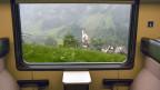 Auch 2017 werden die Stationen auf der Gotthard-Bergstrecke der SBB noch bedient. Die Kirche von Wassen wird eine besondere Attraktion bleiben.