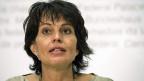 Für Energieministerin Doris Leuthard ist offen, was durch die «Energiestrategie 2050» teurer wird.