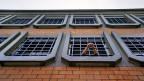 Der Kanton Zürich hat Anstrengungen unternommen, um Rückfälle von Straftätern zu verhindern. «ROS» heisst das Modell: «risiko-orientierter Sanktionenvollzug». Bild: Strafanstalt Pöschwies im Kanton Zürich.