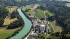 Nnach den Plänen von Swisscleantech müsste etwa das AKW Mühleberg (Bild) bereits 2015 vom Netz.