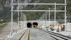 Im Ständerat überwog die Einsicht, dass der 19 Milliarden teure NEAT-Tunnel am Gotthard nur dann Sinn macht, wenn der Verkehr dorthin auch flüssig rollt. Bild: Südportal des Gotthard-Basistunnels.