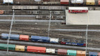 Der Ständerat will fast eine Milliarde Franken für den Ausbau der Bahnstrecken zum Gotthard bereit stellen.