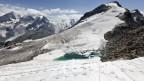Auch in der Schweiz ist der Klimawandel zu spüren. Abdeckplanen schützen den Corvatschgletscher vor der übermässigen Abschmelzung.