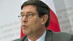 Mauro Dell'Ambrogio, Staatssekretär für Bildung und Forschung.