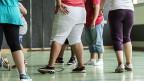 In der Schweiz gibt es immer mehr Übergewichtige.