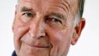 Peter Arbenz. Er war der erste schweizerische Flüchtlingsdelegierte.