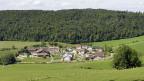 Dietisberg, bei Läufelfingen im Basler Jura.