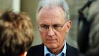 Hans-Ulrich Bigler, Direktor des Schweizerischen Gewerbeverbandes. Er ist der Ansicht, die AHV müsse sellber mehr Einahmen generieren – durch ein höheres Rentenalter.