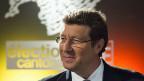 Erfolgreicher MCG-Kandidat Mauro Poggia - er ist neues Mitglied der Genfer Regierung.