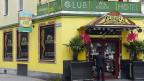 In diesem Club fand am Montag Abend eine Razzia statt.