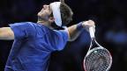 Auch Roger Federer hat Probleme mit seinem Rücken.