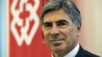 Christoph Eymann, Präsident der Eruiehungsdirektorenkonferenz EDK.