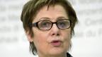 ERK-Präsidentin Martine Brunschwig-Graf.