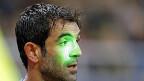 Trifft ein Laser-Strahl ins Auge, kann es bleibende Schäden geben.