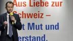 FDP-Parteipräsident Philipp Müller.